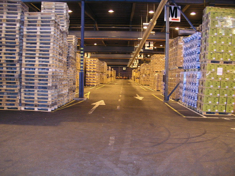 warehouse inventory systems